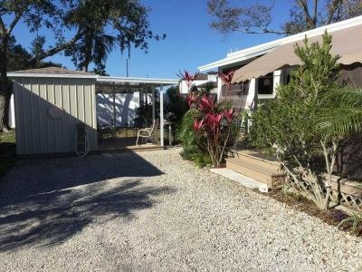 Mobile Home at 820 Barnes Blvd. Lot C33 Rockledge, FL 32955