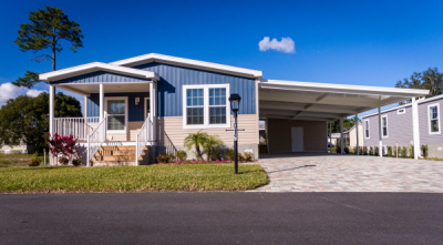 Mobile Home at 1013 Chapel Creek Lane Lot 1013Cha Deland, FL 32724