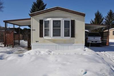 Mobile Home at 1300 Indigo Dr. Oshkosh, WI 54902
