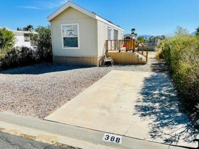 Mobile Home at 16400 Bubbling Wells Road Site# 388 Desert Hot Springs, CA 92240