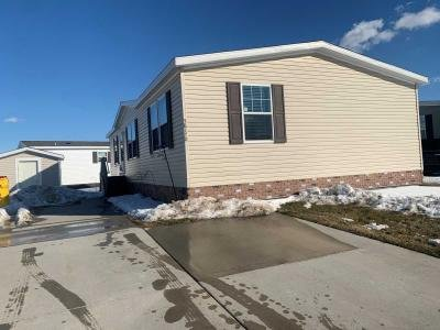 Mobile Home at 58170 Brookside Drive New Haven, MI 48048