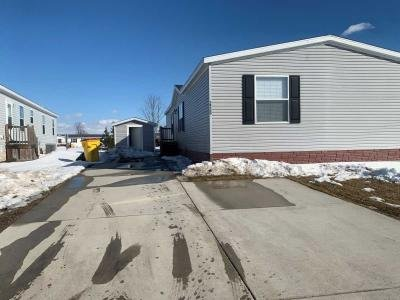 Mobile Home at 58480 Brookside Drive New Haven, MI 48048
