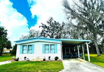 Mobile Home at 4843 NW 23rd Loop Lot 50 Ocala, FL 34482