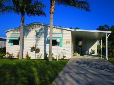 Mobile Home at 2060 East Lakeview Drive Sebastian, FL 32958