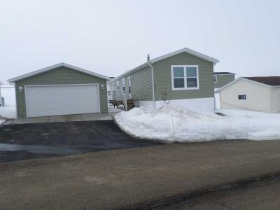 Mobile Home at 211 Florida Drive Theresa, WI 53091