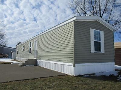 Mobile Home at 311 S Willow Dr. Lot 21 Union City, IN 47390