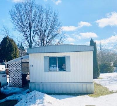 Mobile Home at 5852 Cleveland Rd Lot 99 Wooster, OH 44691