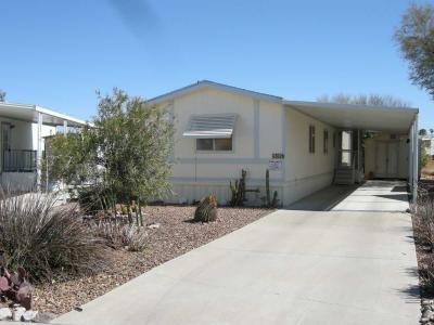 Mobile Home at 8401 S. Kolb Rd #302 Tucson, AZ 85756