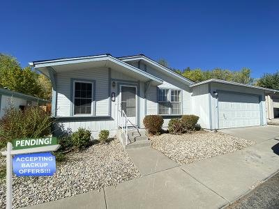 Mobile Home at 99 Cabernet Pkwy Reno, NV 89512