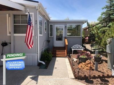 Mobile Home at 7950 Yorkshire Dr #27 Reno, NV 89506