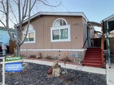 Mobile Home at 200 James Ct #32 Carson City, NV 89706