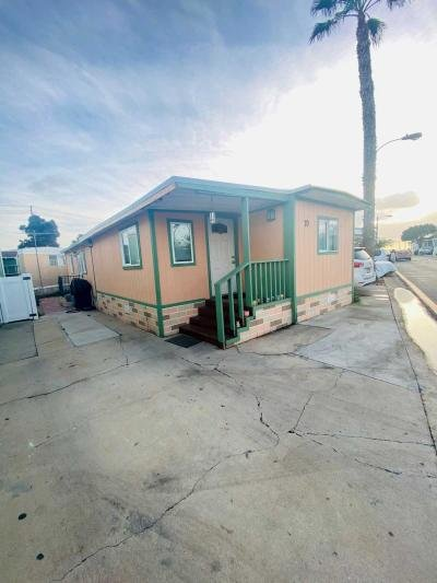 Mobile Home at 100 Woodlawn Ave. #70 Chula Vista, CA 91910