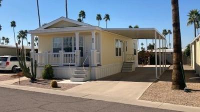 Mobile Home at 2600 E. Allred Ave #107 Mesa, AZ 85204