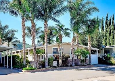 Mobile Home at 4901 Green River Rd #275 Corona, CA 92878
