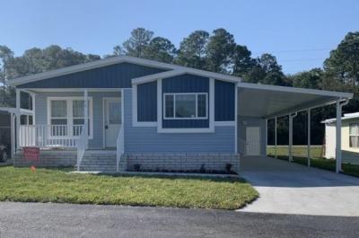 Mobile Home at 46 Pelican Drive New Smyrna Beach, FL 32168