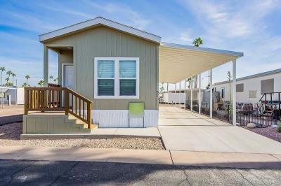 Mobile Home at 2701 E Allred Ave,  Mesa, Az 85204 #82 Mesa, AZ 85204