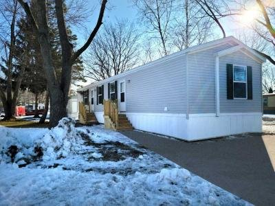 Mobile Home at 3733 Bern Dr. Bay City, MI 48706
