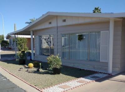 Mobile Home at 8350 E Mckellips Rd Lot 45 Scottsdale, AZ 85257