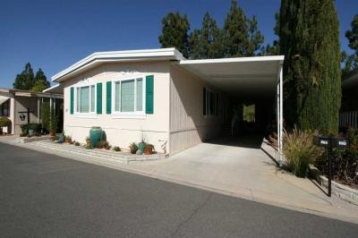 Mobile Home at 24001 Muirlands #122 Lake Forest, CA 92630