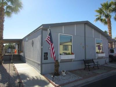 Mobile Home at 6420 E. Tropicana Ave #329 Las Vegas, NV 89104