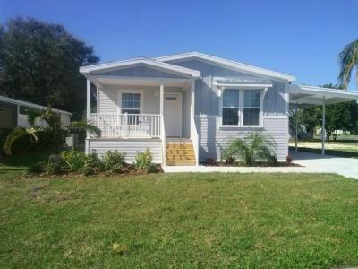 Mobile Home at 3156 Par Four Pl North Fort Myers, FL 33917