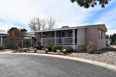 Mobile Home at 7112 Pan American East Fwy. NE, Lot 346 Albuquerque, NM 87109