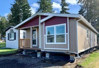 Mobile Home at 4045 49th Ave SW #23 Olympia, WA 98512