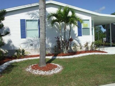 Mobile Home at 1405 82nd Ave. #109 Vero Beach, FL 32966