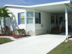Photo 2 of 37 of home located at 1405 82nd Ave. #109 Vero Beach, FL 32966