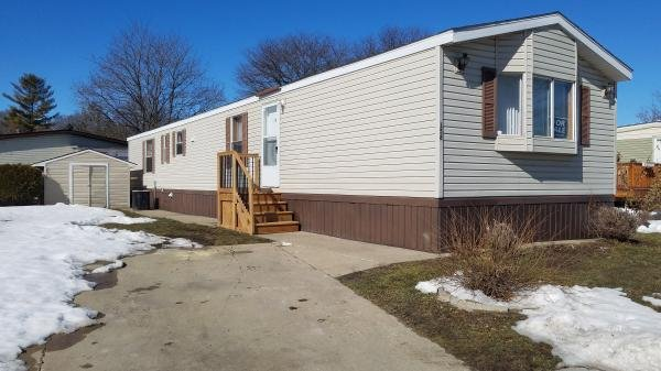 1993 REDMAN Mobile Home For Sale