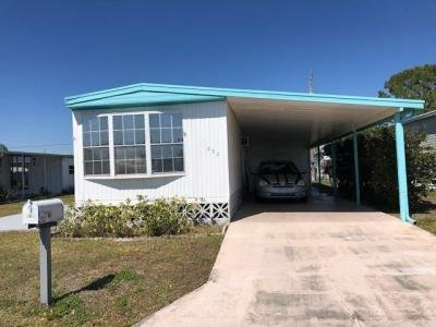 Mobile Home at 252 Discovery North Fort Myers, FL 33903
