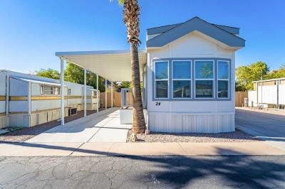 Mobile Home at 4220 E. Main Street #24A Mesa, AZ 85205