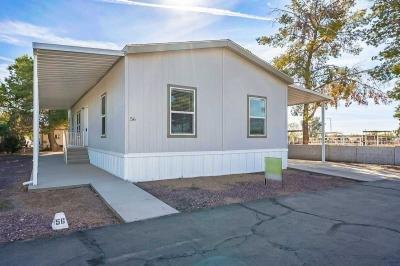 Mobile Home at 654 E. Ranch Rd #56 San Tan Valley, AZ 85140
