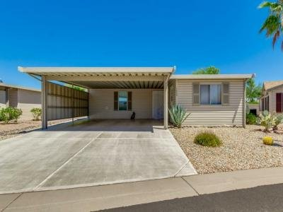 Mobile Home at 3301 S. Goldfield Road #1005 Apache Junction, AZ 85119