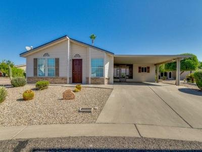 Mobile Home at 3301 S. Goldfield Road #2011 Apache Junction, AZ 85119