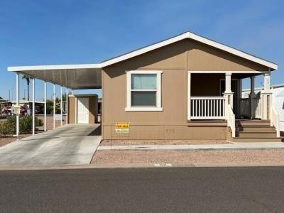 Mobile Home at 10936 E. Apache Trail, Lot#67 Apache Junction, AZ 85120