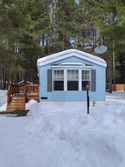 Mobile Home at 11120 Breezy Pines Circle Arbor Vitae, WI 54568