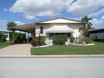 Mobile Home at 2212 Lakes Of Melbourne Dr. Melbourne, FL 32904