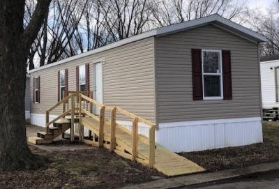 Mobile Home at 201 N Apperson Way Lot 47 Kokomo, IN 46901
