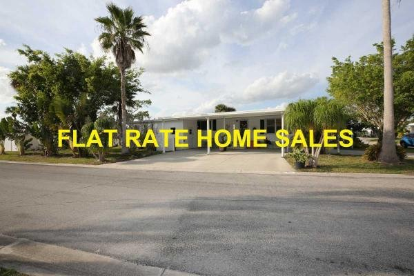 Photo 1 of 2 of home located at 8775 20th St Lot 201 Vero Beach, FL 32966