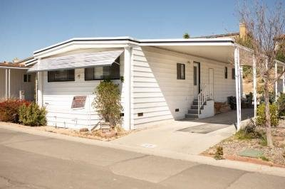 Mobile Home at 250 S. Rose St. Sp # 48 Placentia, CA 92870
