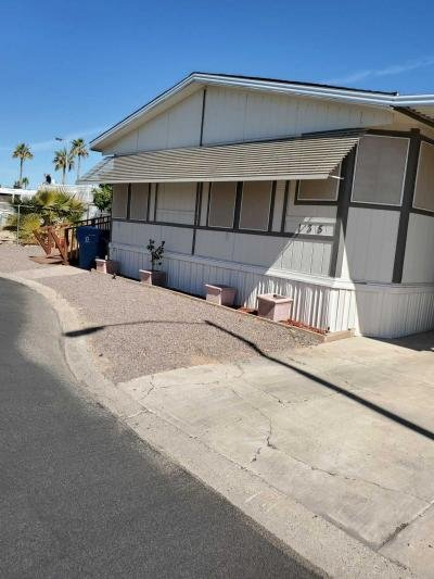 Mobile Home at 2650 W. Union Hills Dr. #135 Phoenix, AZ 85027
