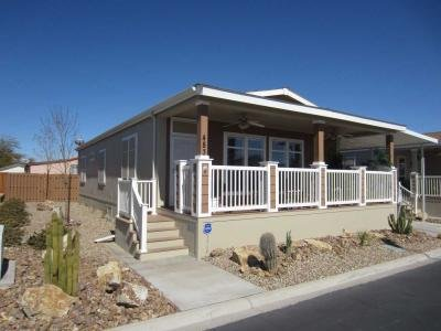 Mobile Home at 6420 E Tropicana Ave #483 Las Vegas, NV 89122