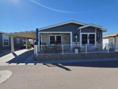Mobile Home at 650 N. Hawes Rd. #3829 Mesa, AZ 85207