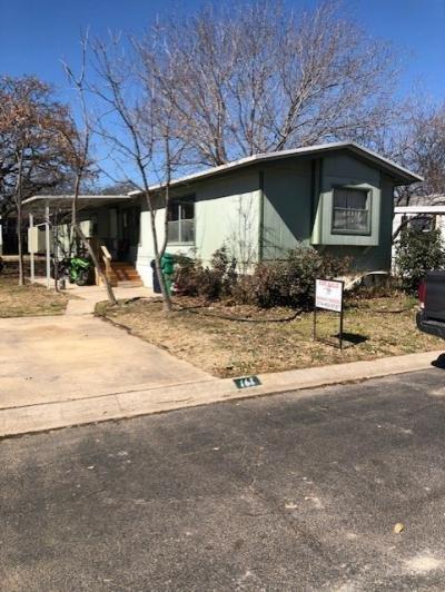 Mobile Home at 3939 Teasley Ln., # 168 Denton, TX 76210