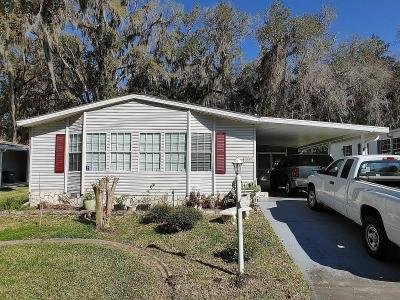Mobile Home at 4609 NW 20th Street Ocala, FL 34482