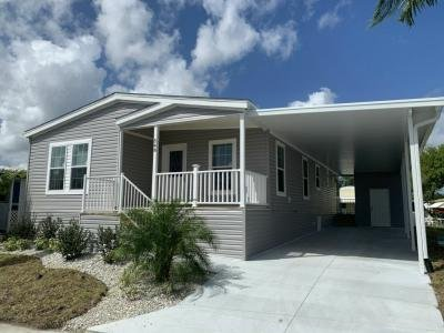 Mobile Home at 548 Plymouth St Vero Beach, FL 32966