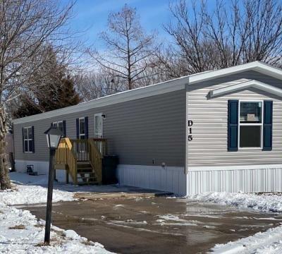 Mobile Home at 2320 E Macarthur Rd, Office Wichita, KS 67216