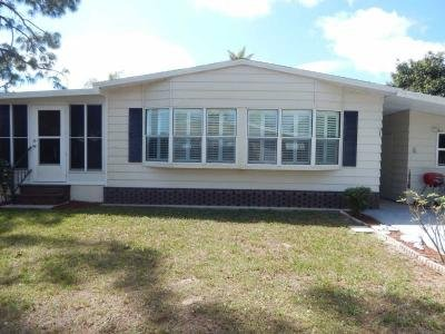Mobile Home at 19248 Green Valley Ct. North Fort Myers, FL 33903