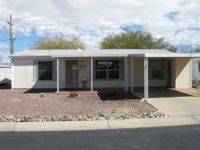 Mobile Home at 8401 S Kolb Rd #445 Tucson, AZ 85756